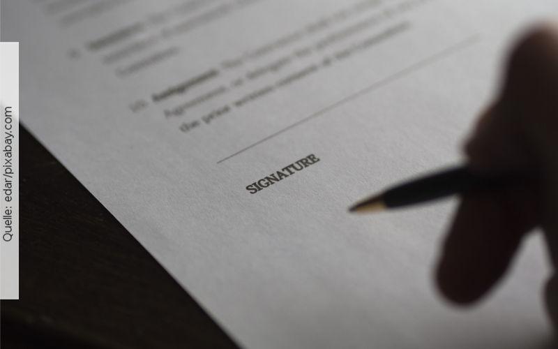 Gesetzliche Arbeitsvertrag Was Gehört Rein Korrekte Formen Und