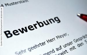 Bewerbungs als PDF, Quelle: Anton Porsche (superanton.de)/pixelio.de