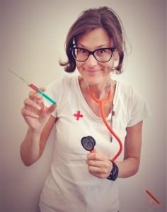 Willkommen im Team - Frau Blog-Doc