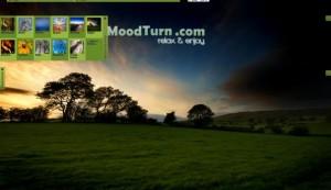 Screenshot: MoodTurn