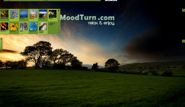 Screenshot: MoodTurn