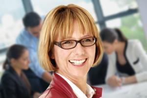 Autorin und Social Media Expertin Ruth Schöllhammer