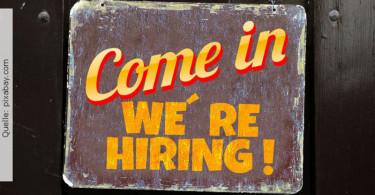 Fachkräftemangel, Personalauswahl, Quelle: pixabay.com