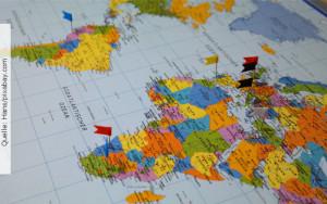 Bewerben im Ausland, Hans/pixabay.com