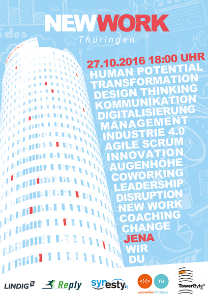 Meetup, JenTower, 27. Oktober 2016