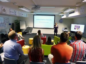 2. Meetup von New Work Thüringen (Erfurt), Vortrag Astrid Köppel