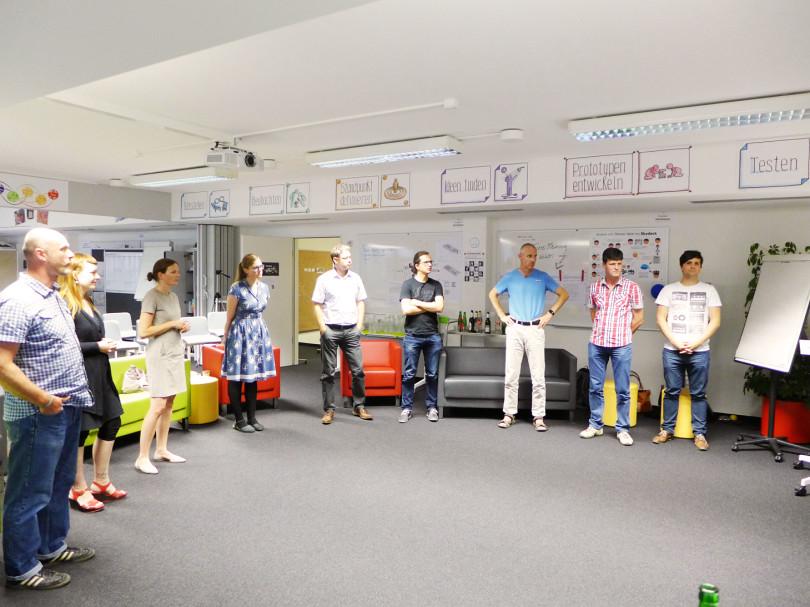 2. Meetup von New Work Thüringen (Erfurt), Workshop Mentale Modelle