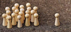 Jeder kann etwas gegen Mobbing im Büro tun! (Quelle: Alexas_Fotos / pixabay.com)